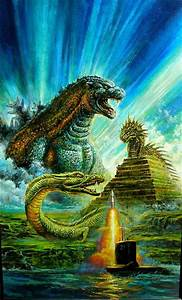 17 Best images about Godzilla and Other Kaiju on Pinterest ...
