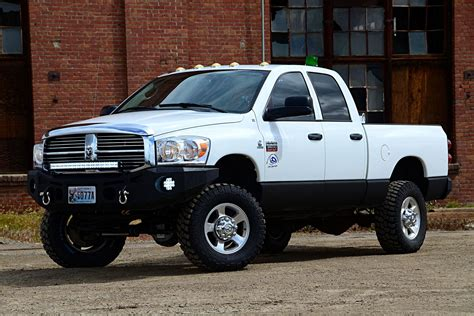 This 2007 Dodge Ram 3500 Has What It Takes To Get The Go