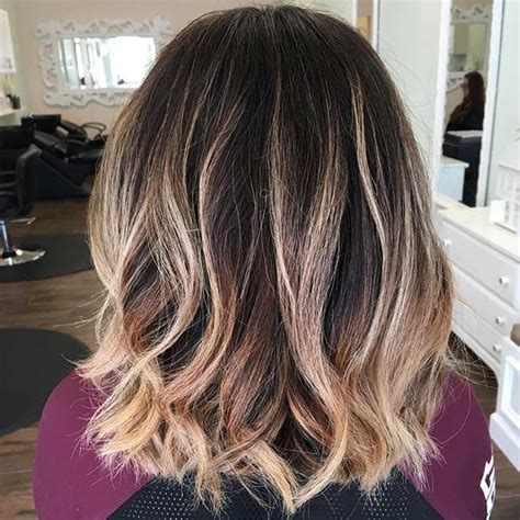 31 Cool Balayage Ideas For Short Hair Stayglam