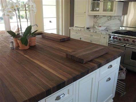 cost of butcher block countertops cost marble prices rhgriffoucom kitchen black walnut
