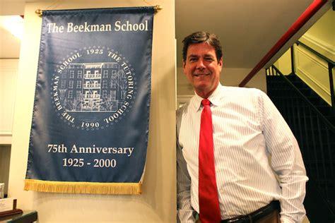 george higgins dnainfos principal week beekman school