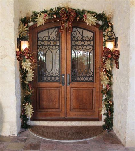 castille double door rustic front doors  metro