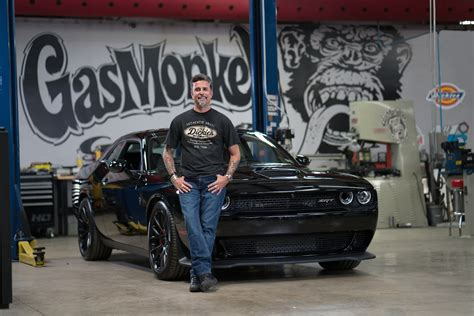 "Dickies Teams Up With ""fast N' Loud's"" Richard Rawlings"