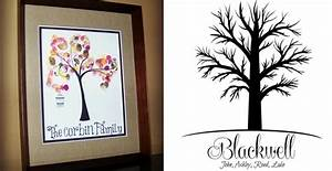 Family Fingerprint Tree Jane