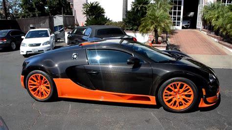 Bugatti Veyron Supersports (world Record Edition) Carbon
