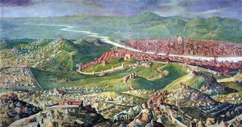 siege city siege of florence 1529 30