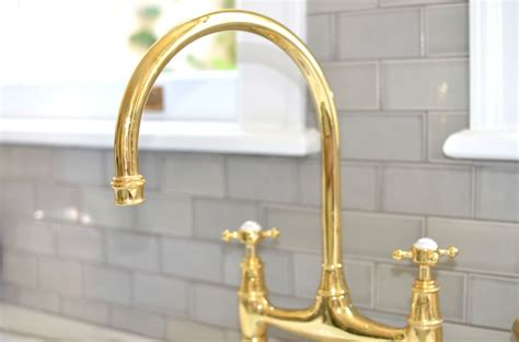 unlacquered brass kitchen faucet unlacquered brass kitchen faucet besto