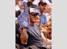 John Cena Photos Detroit Tigers v Tampa Bay Rays 980