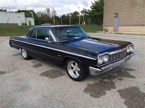 chevrolet impala ss 1964 chevrolet impala ss for classiccars cc