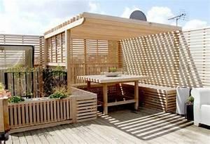 überdachte Terrasse Holz : terrassen berdachung aus holz sch nes 600 409 zum bauen pinterest ~ Whattoseeinmadrid.com Haus und Dekorationen
