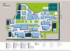 Information DCU Campus Map DCU