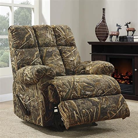 Dorel Rocking Chair Canada by Dorel Living Real Tree Camouflaged Rocker Recliner