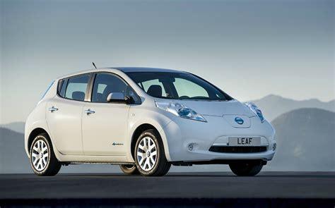 drive review nissan leaf tekna