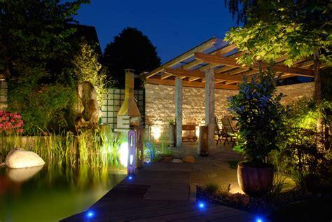 Beleuchtung Garten by Beleuchtungsplanung H C Eckhardt Gmbh Co Kg