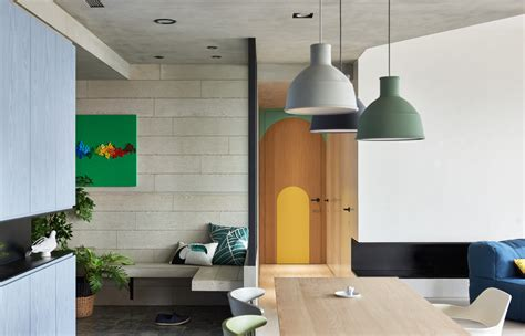 Colorful Modern Apartment For A Family With Small Children : Colorful Modern Apartment For A Family With Small Children