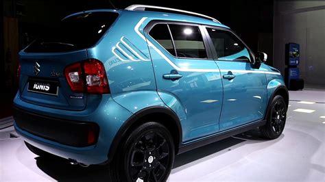 Suzuki Ignis 2019 by All New 2019 Suzuki Ignis Sport Hybrid Premium
