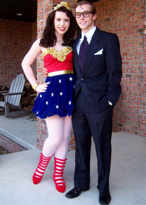Wonder Woman Costume · A Superhero Costume · Construction