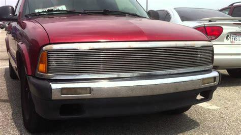 Chevrolet Pick Up Truck S10 Design Custom Front Grill