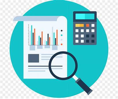 Audit Internal Control Accounting Icons Clipart Management