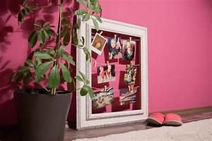 Fotos Aufhängen Schnur : diy bilderrahmen mit w scheleine f r fotoabz ge und postkarten ~ Sanjose-hotels-ca.com Haus und Dekorationen