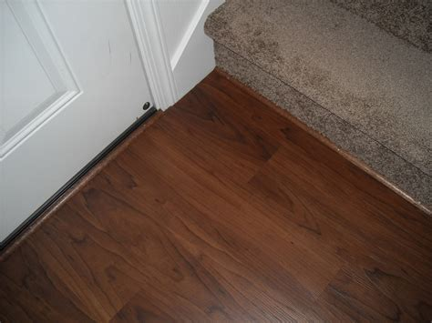 lds to many trafficmaster floor transition strips finishing my floor