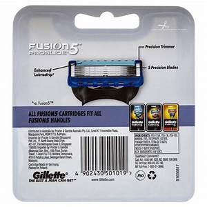 Buy Gillette Fusion Proglide Manual Shaving Blade Refill 8
