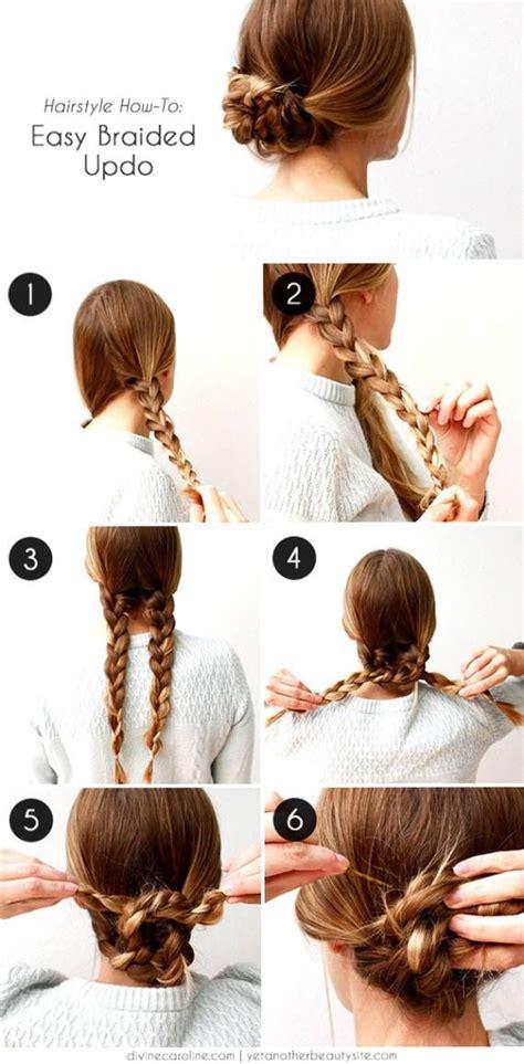 easy   hairstyles step  step  thin hair google