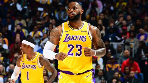 lebron james lakers   lost season sicom