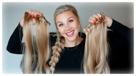 How To Make Your Clip In Extensions Last