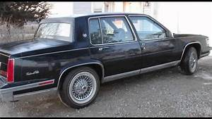 For Sale 1988 Cadillac Deville In Glenwood Ia 51534