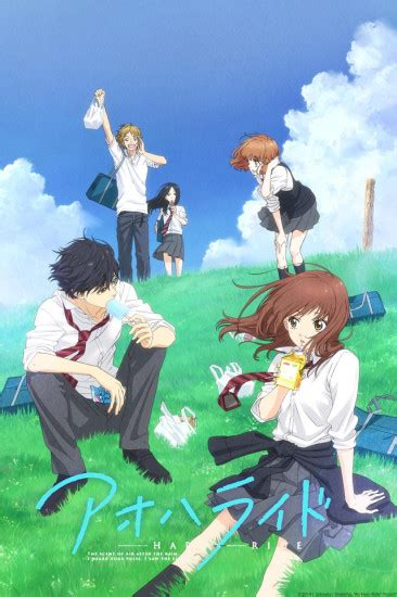 blue spring ride anime reviews anime planet