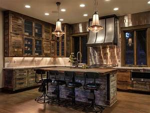 rustic kitchen design images country style kitchen ideas With aesthetic elements in designing a rustic kitchen