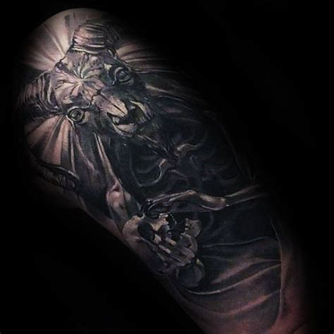 Devil Heart Tattoo Designs