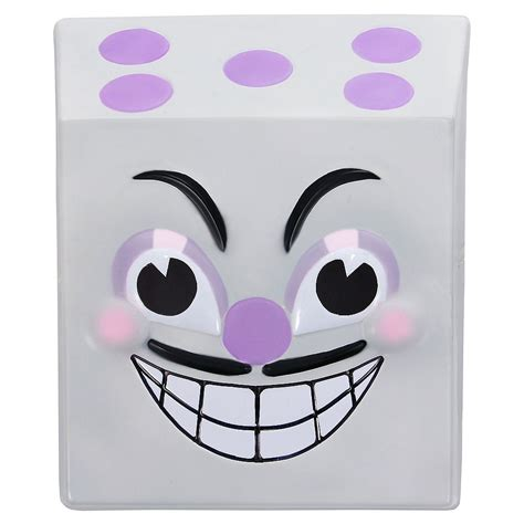 king dice mask     king features cuphead