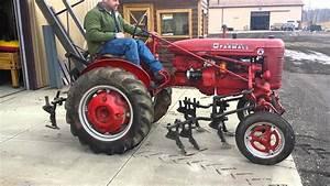 International Harvester Ih Farmall Super A Tractor