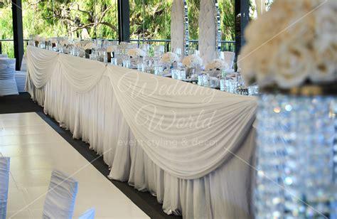 draping wedding world