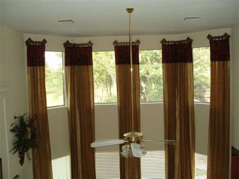 230 Best Images About 2 Story Window Treatments On Pinterest How To Put Valance Over Curtains Corner Bath Shower Curtain Rod Gold Stripe Silk Best Color With Gray Walls Hospital Suppliers Measure Fabric For Swag Make Homemade Cafe Dupioni Grommet