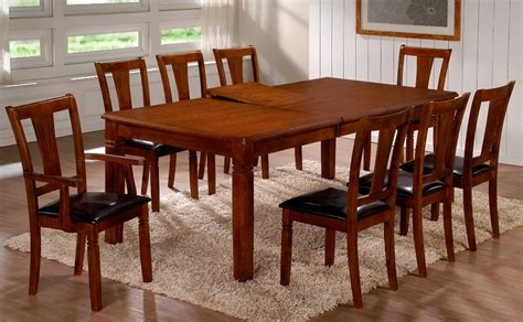 seat dining room table sets pc rectangular dinette