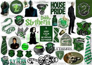 Stickers Hogwarts Gryffindor Slytherin Harry Potter