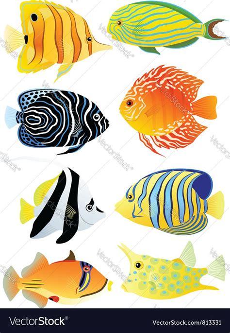 pin  beth brown  art ideas   tropical fish