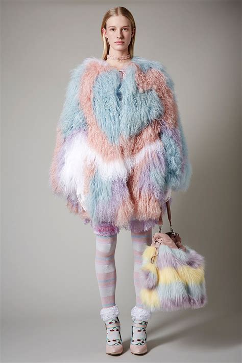 Pastel Colors Modernistic Style by Meadham Kirchhoff For Topshop Fashion Style Pastel