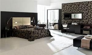 Modern Bedroom Wallpaper 4 Picture