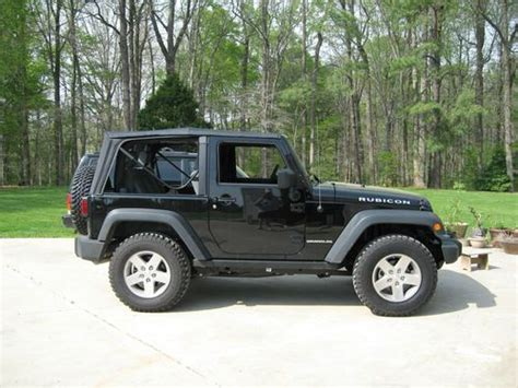 dark gray jeep wrangler 2 door find used 2008 black jeep wrangler rubicon includes soft