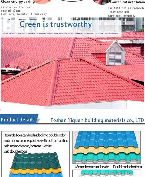 Best Price/lightweight Synthetic Resin Building Material
