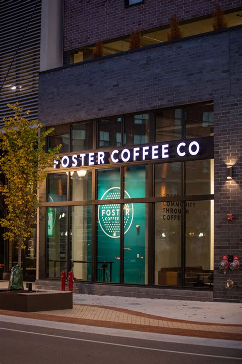 East lansing's coffee shop scene is growing by the minute, with foster coffee's new location opening at the center city development downtown. Spend Locally: Foster Coffee Company   East Lansing Info