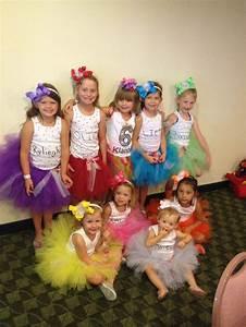 Tutu 6th birthday party idea!!! :) all girls feel special ...