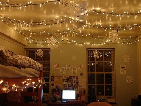 Christmas Lights In My Bedroom!!