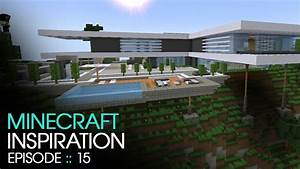 Minecraft :: Modern Mountain House :: Inspiration w ...