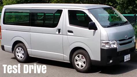 toyota hiace 2014 1 12 15 used car test drive 2014 toyota hiace トヨタ ハイエース