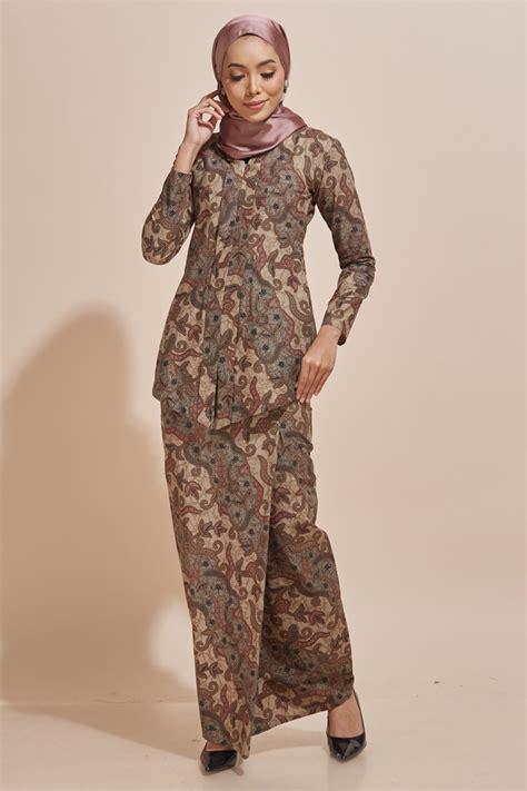 Kebaya Kode 2233 baju kurung malaysia modern model baju terbaru 2019